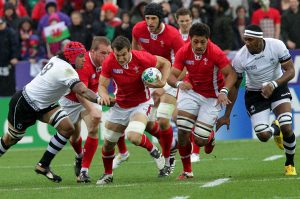 Sam Warburton leading from the front